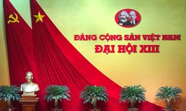 Tin tưởng vào những quyết sách của Đại hội XIII Đảng cộng sản Việt Nam