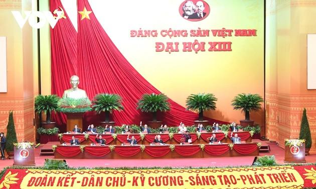Đại hội  lần thứ XIII Đảng Cộng sản Việt Nam: Đặt nhân dân làm trung tâm, khơi dậy khát vọng phát triển