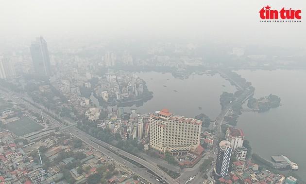 Triển khai giải pháp cấp bách tăng cường kiểm soát ô nhiễm không khí