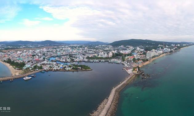 Phú Quốc – Thành phố đảo đầu tiên của Việt Nam