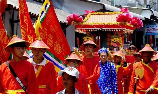 Lễ hội Nghinh Ông Sông Đốc (Cà Mau) được đưa vào danh mục Di sản Văn hóa phi vật thể cấp quốc gia