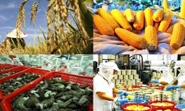 Phấn đấu xuất khẩu nông - lâm - thủy sản đạt 60 đến 62 tỷ USD năm 2030