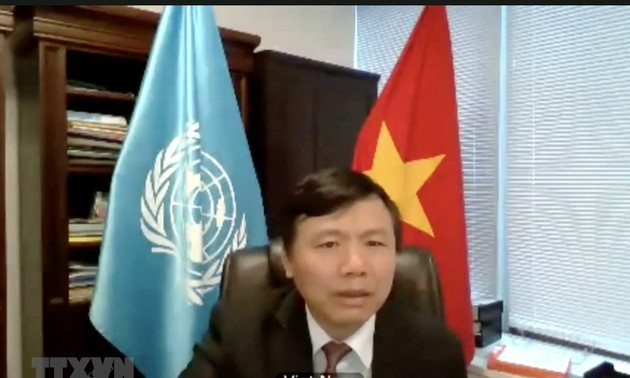 Việt Nam cam kết thực hiện tích cực và đầy đủ các trách nhiệm của mình, đóng góp cho nỗ lực chung của cộng đồng quốc tế