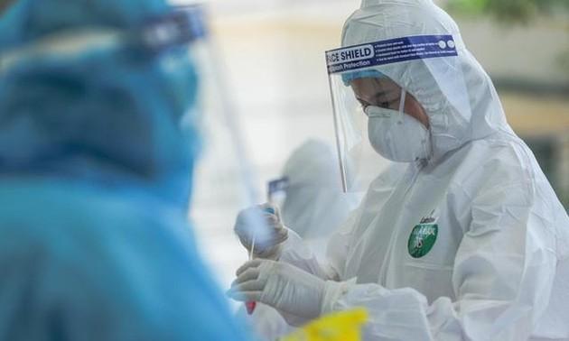 Thêm 40 ca mắc COVID-19 tại Hải Dương, Quảng Ninh và Hà Nội