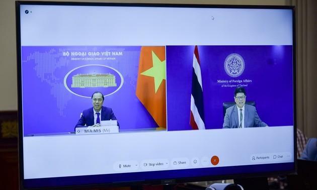 Tiếp tục thúc đẩy quan hệ Đối tác Chiến lược tăng cường Việt Nam - Thái Lan