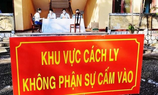 Chiều 5/3, Việt Nam ghi nhận 6 ca mắc COVID-19 sau khi nhập cảnh