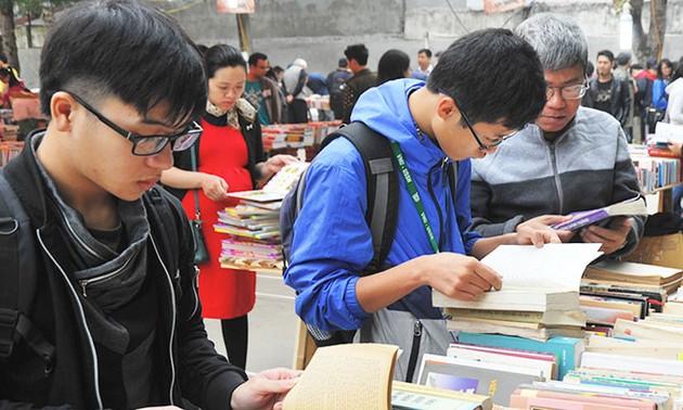 Hưởng ứng cuộc thi tìm Đại sứ Văn hóa đọc năm 2021
