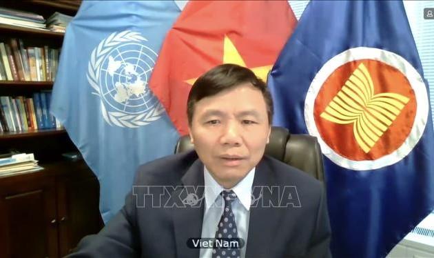 Việt Nam luôn coi trọng vai trò của phụ nữ trong phát đất nước