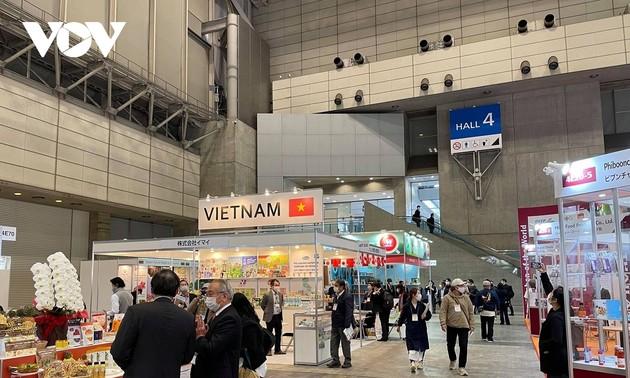 Foodex Japan 2021: Khẳng định vị thế sản phẩm Việt