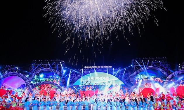 Thành phố Hải Phòng sẽ tổ chức Lễ hội Hoa Phượng Đỏ 2021