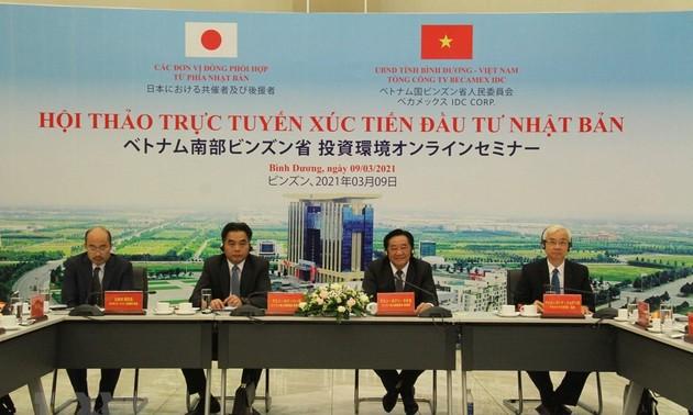 Bình Dương sẵn sàng đáp ứng nhu cầu của nhà đầu tư Nhật Bản