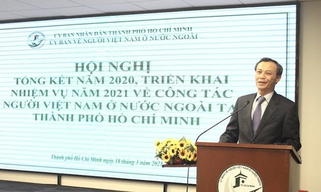 Nâng cao hiệu quả công tác về người Việt Nam ở nước ngoài trên địa bàn Thành phố Hồ Chí Minh