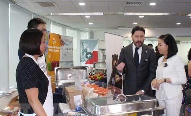 Hoa Kỳ đẩy mạnh quảng bá và xuất khẩu nông sản, thực phẩm vào Việt Nam