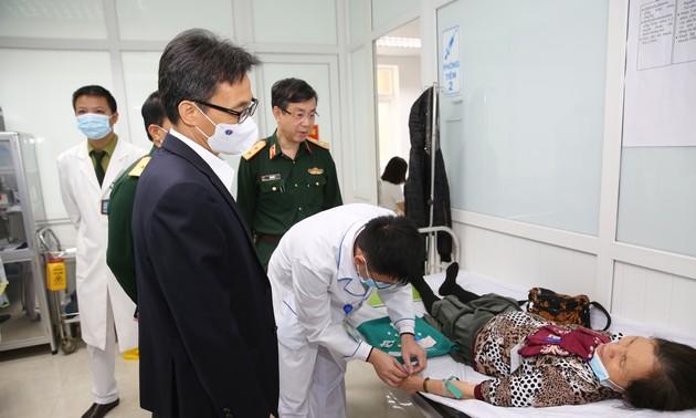 Việt Nam sẽ sớm có vaccine ngừa COVID-19 an toàn, hiệu quả