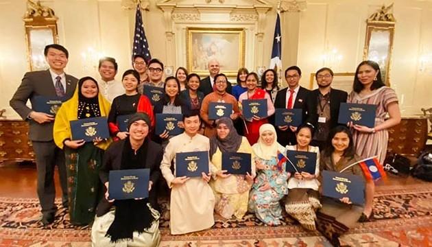 Sáng kiến thủ lĩnh trẻ Đông Nam Á -  kết nối  sức mạnh tuổi trẻ để hiện thực hóa các mục tiêu của Liên hợp quốc