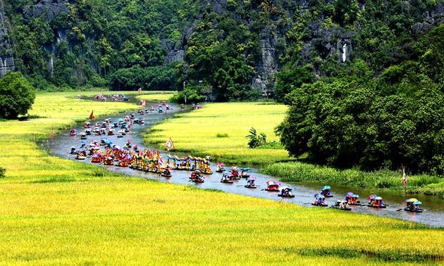 Năm Du lịch Quốc gia 2021: Ninh Bình điểm đến hấp dẫn du khách
