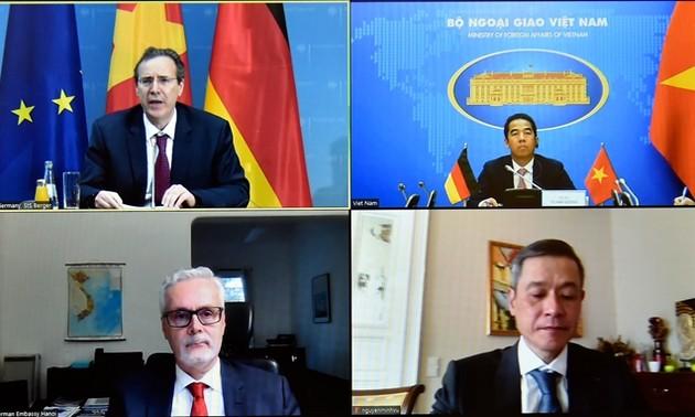 Củng cố, phát triển sâu rộng hơn nữa mối quan hệ Đối tác chiến lược Việt Nam - Đức