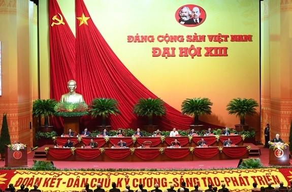 Tổng kết công tác phục vụ Đại hội đại biểu toàn quốc lần thứ XIII của Đảng