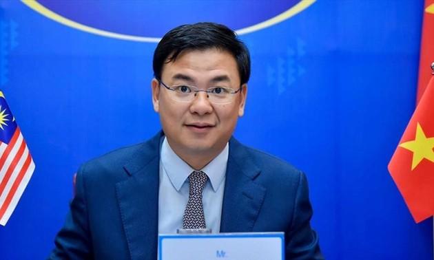 Đối thoại Chiến lược quan chức cấp cao Việt Nam - Malaysia: Thúc đẩy quan hệ Đối tác chiến lược