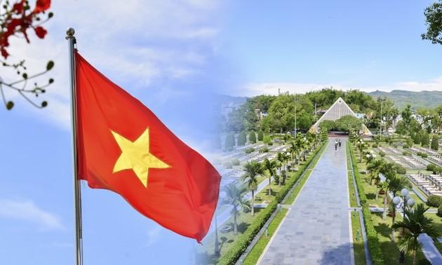 Tự hào tinh thần chiến thắng Điện Biên Phủ