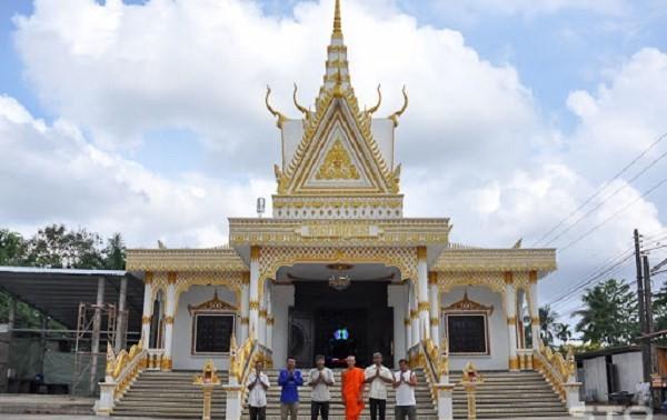 Sóc Trăng: Bảo tồn giá trị lịch sử chùa Nam Tông Khmer
