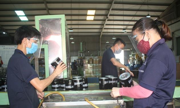 Đà Nẵng tập trung phòng chống dịch trong các Khu Công nghiệp