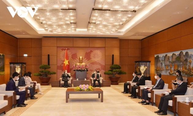 Phát triển quan hệ đối tác hợp tác chiến lược toàn diện Việt Nam – Trung Quốc