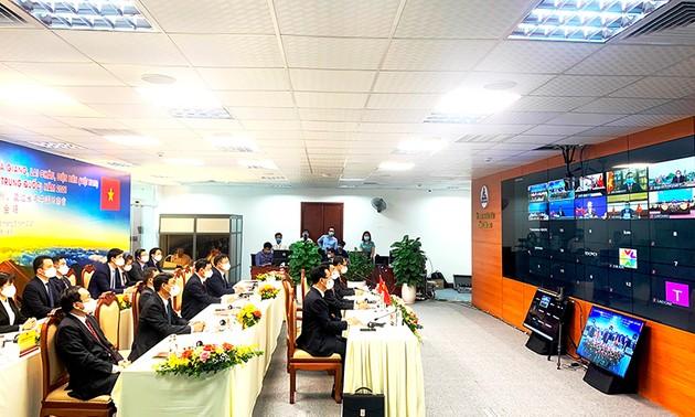 Tăng cường quan hệ hữu nghị và hợp tác giữa các tỉnh biên giới Việt Nam-Trung Quốc