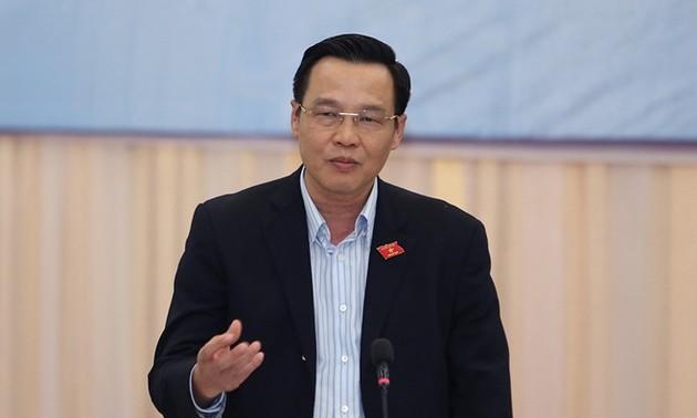 Việt Nam đánh giá cao sáng kiến của IPU về sự cần thiết gắn kết nội dung số hóa, kinh tế tuần hoàn