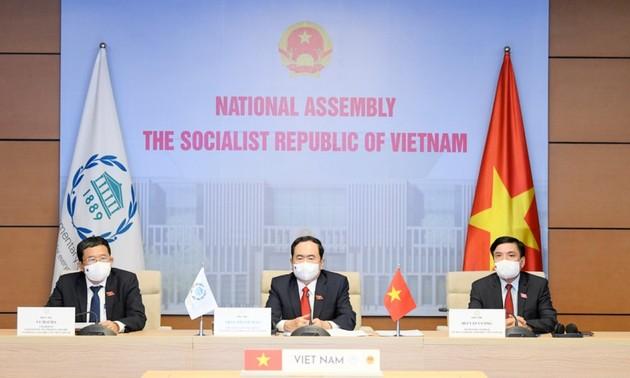 Việt Nam dự khai mạc Đại hội đồng Liên minh Nghị viện Thế giới (IPU) lần thứ 142