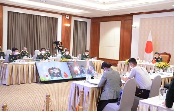 Tiếp tục thúc đẩy hợp tác quốc phòng Việt Nam - Nhật Bản