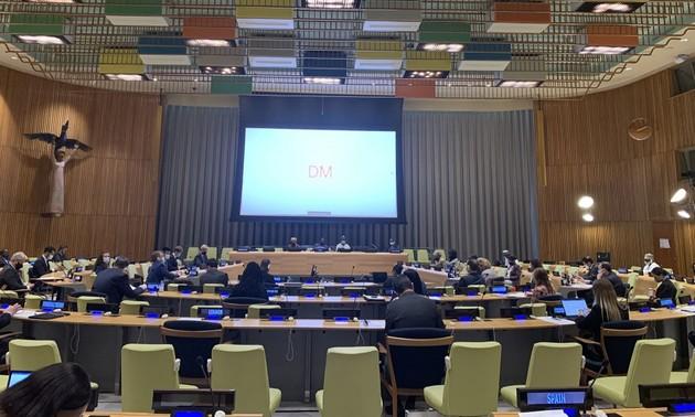 """Thảo luận """"tăng cường cách tiếp cận đối với hòa bình, an ninh ở Sahel qua lăng kính giới"""""""