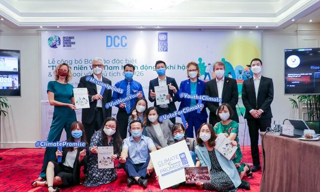 Youth4Climate: Trên tất cả hãy chọn sức khỏe cho hành tinh chúng ta