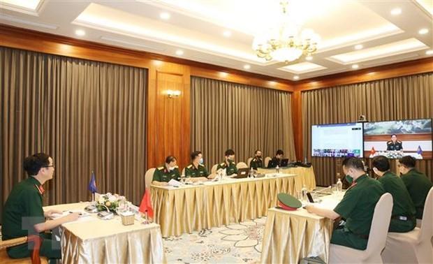 Hội nghị Nhóm làm việc quan chức Quốc phòng cấp cao ASEAN mở rộng