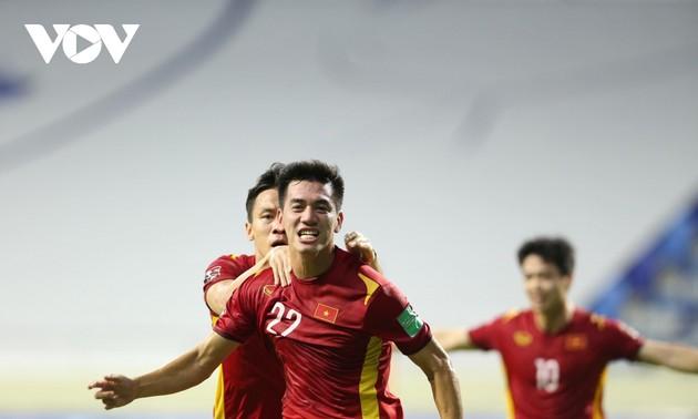 Vòng loại World Cup 2022: Chiến thắng Malaysia, tuyển Việt Nam bảo vệ ngôi đầu bảng G