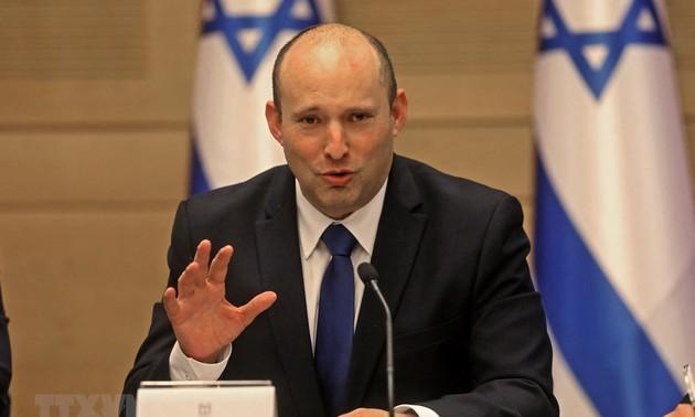 Điện mừng lãnh đạo Israel nhậm chức
