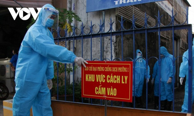 Sáng 15/6, Việt Nam ghi nhận 71 ca mắc COVID-19