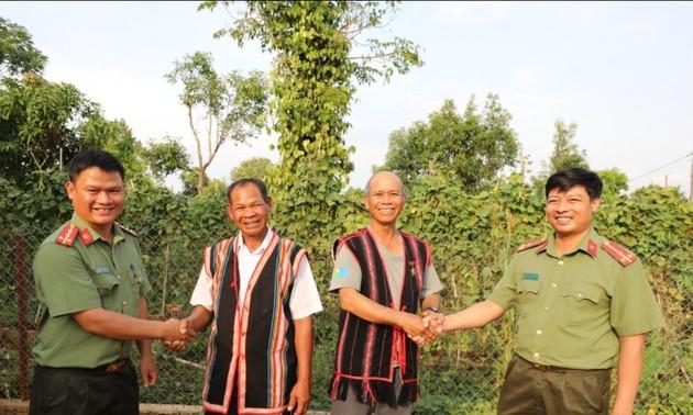 Tỉnh Gia Lai phát huy vai trò người có uy tín trong cộng đồng dân tộc thiểu số
