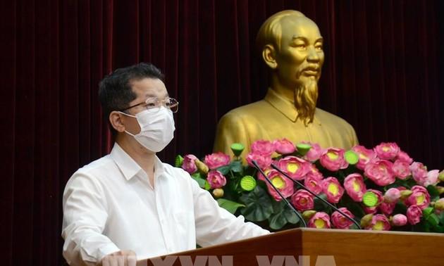 Thành phố Đà Nẵng quyết tâm đạt mục tiêu khôi phục tăng trưởng