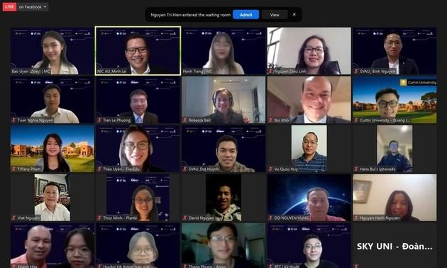 Hack4growth Australia 2021: Biến ý tưởng thành khởi nghiệp- Đổi mới sáng tạo mở