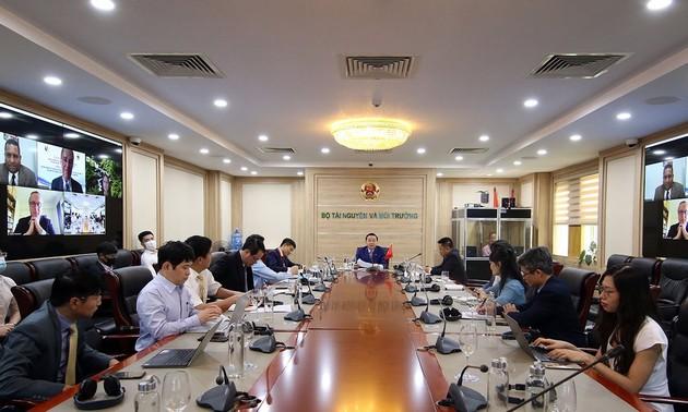 Bộ Tài nguyên và Môi trường thúc đẩy hợp tác với Tổ chức Quốc tế về Bảo tồn Thiên nhiên