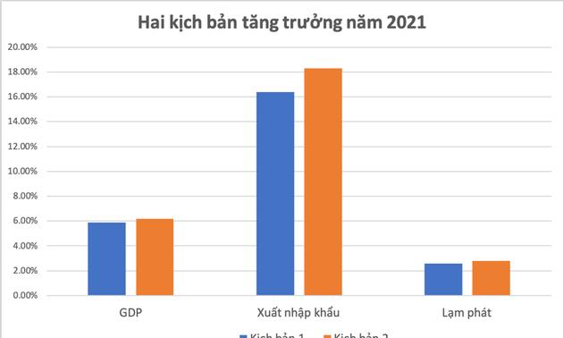 Kinh tế Việt Nam 6 tháng đầu năm 2021: Cải cách để phục hồi tăng trưởng bền vững