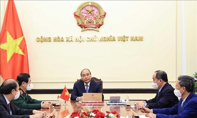 Việt Nam – Indonesia tăng cường phối hợp, chia sẻ kinh nghiệm trong ứng phó đại dịch Covid-19 và tiếp cận nguồn vaccine