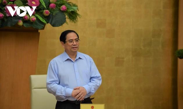 Thủ tướng Phạm Minh Chính: Phát huy sức mạnh đại đoàn kết toàn dân tộc trong phòng chống dịch