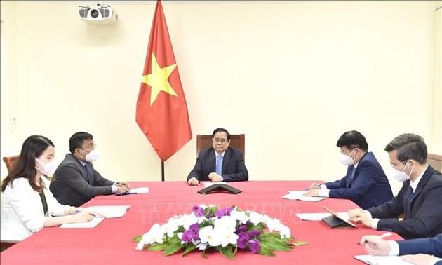 Pfizer cam kết đẩy nhanh tiến độ giao vaccine cho Việt Nam