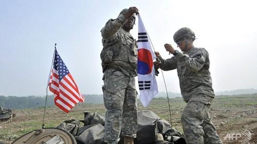 США и РК начали военно-морские учения на юго-востоке Корейского полуострова