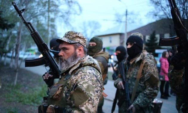 Главы МИД России, США и Германии обсудили ситуацию на юго-востоке Украины