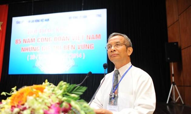 Профсоюзные организации: надежная опора рабочего класса Вьетнама