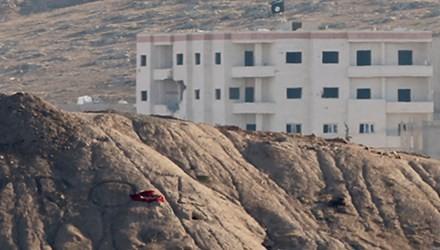 Боевики «Исламского государства» захватили более трети сирийского города Кобани