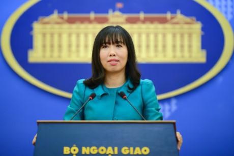 Вьетнам привержен мирному урегулированию споров в Восточном море на основе международного права